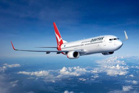Qantas case study business management and change